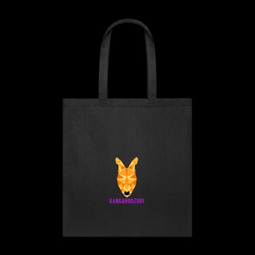 Kangaroozoo1 Logo & Name - Tote Bag