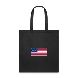 usa flag - Tote Bag