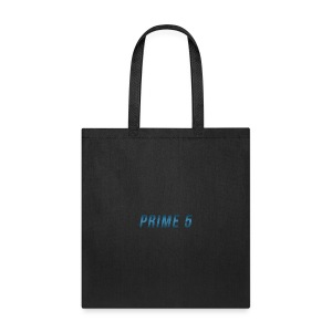 Prime 5 Text Logo - Tote Bag