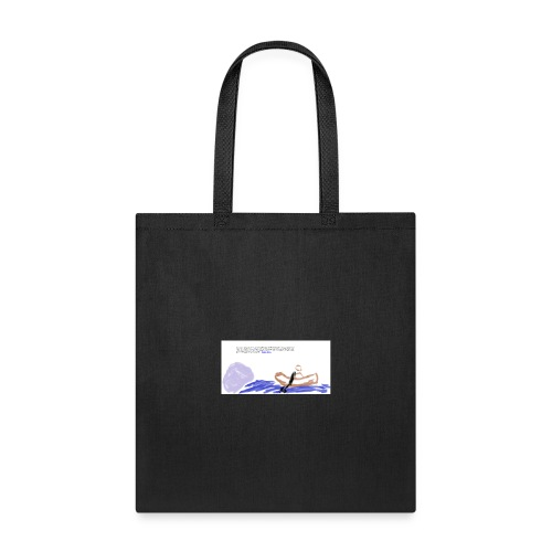 strenght in the Lord - Tote Bag