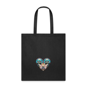 hearts of owls - Tote Bag