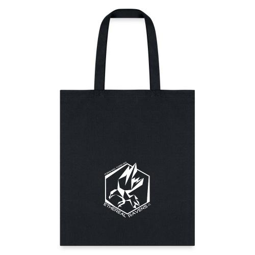 ER - White Logo - Tote Bag