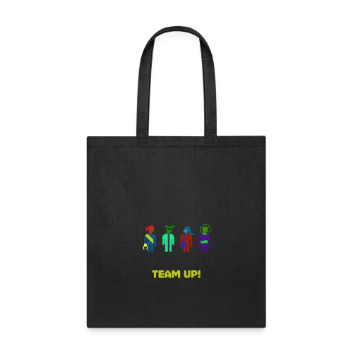 Spaceteam Team Up! - Tote Bag