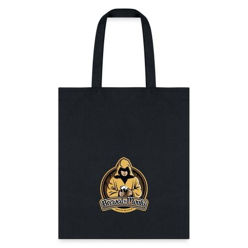 Brewed By Monks - Tote Bag