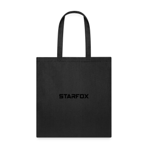 STARFOX Text - Tote Bag