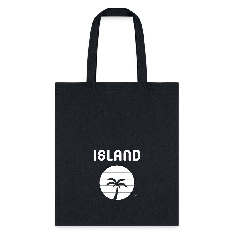 Island White - Tote Bag