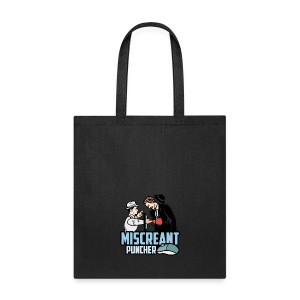 Miscreant puncher - Tote Bag
