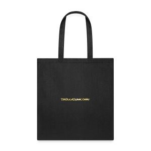 TROLLIEUNICORN gold text limited edition - Tote Bag