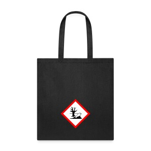 danger for the environment - Tote Bag