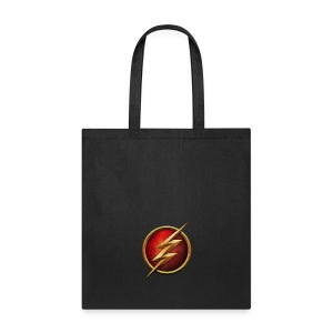 the_flash_logo_by_tremretr-d8uy5gu - Tote Bag