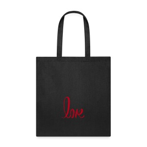 love my husband - Tote Bag