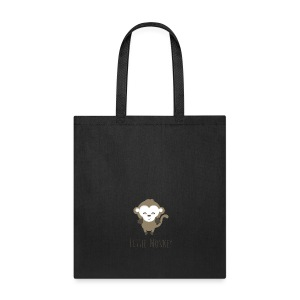 Little Monkey - Tote Bag