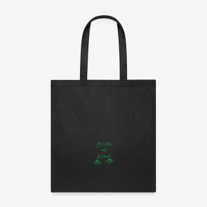 Grown on greens - Tote Bag