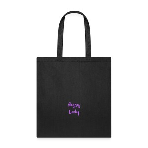 angry lady extra bacon (American Housewife quotes) - Tote Bag