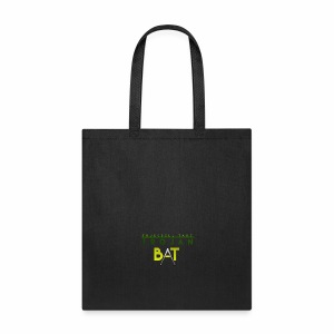 New Trojan Bat Logo - Tote Bag