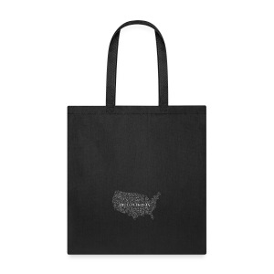 God is in America - Tote Bag