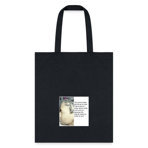 two strand 2 - Tote Bag