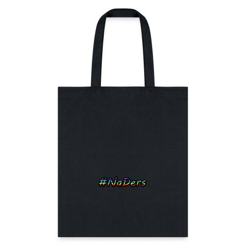 #NaDers (Rainbow) - Tote Bag