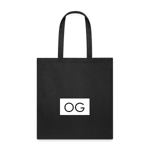 OG design white - Tote Bag
