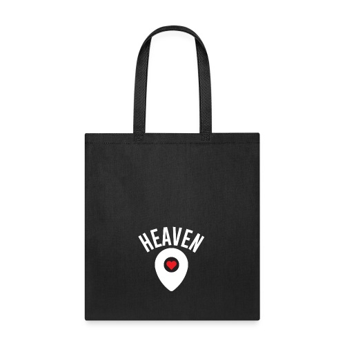 Heaven Is Right Here - Tote Bag