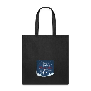 Winter Theme - Tote Bag