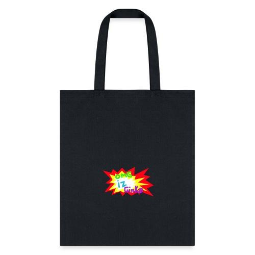 Official Ginko Logo - Tote Bag