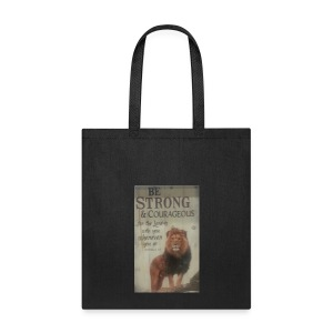lion updates picture - Tote Bag