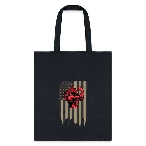 redhorse - Tote Bag