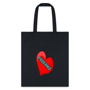 corazon padermo - Tote Bag