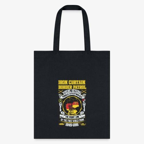 Border Patrol design for accessories - Tote Bag