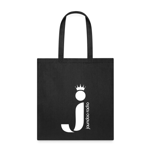 JAUNDOO RADIO LOGO - Tote Bag