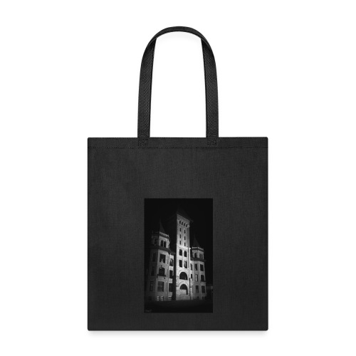 Castle in Town - Tote Bag