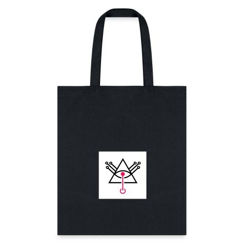 Icon Logo Black Lines - Tote Bag