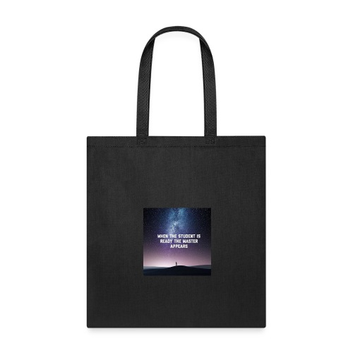 Student Beomes The Master - Tote Bag