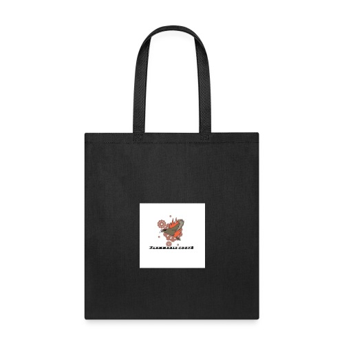 flammable coots - Tote Bag