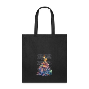 Answer to the Question Dragons - Tote Bag