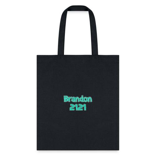 button - Tote Bag
