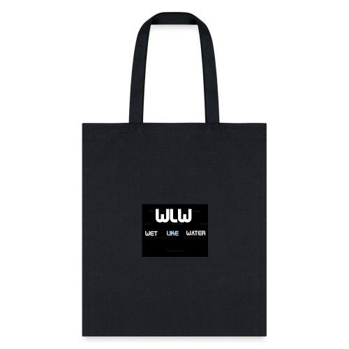 WetLikeWater - Tote Bag