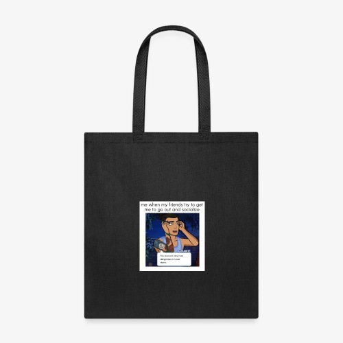 Episode graphic tee shirt - Tote Bag
