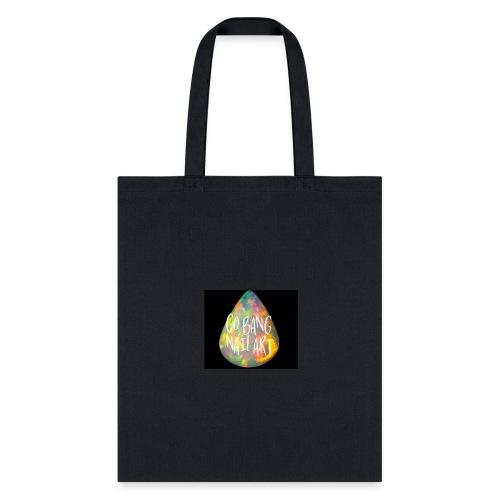 Go Bang Nail Art - Tote Bag