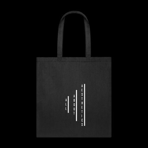 All About Aesthetics Vertical - Tote Bag