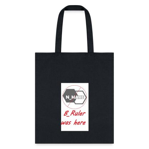 B_Ruler Merch - Tote Bag