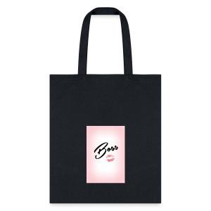 Boss look - Tote Bag