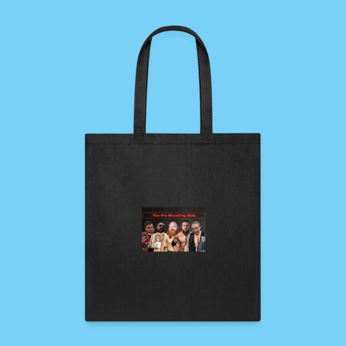The Pro Wrestling Blab Icons - Tote Bag