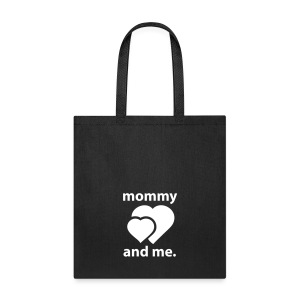 Mommy and Me - Tote Bag