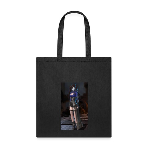 SkullyGirl Darkness Rises Character - Tote Bag