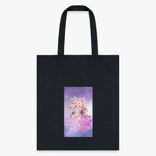 Lazy Unicorn - Tote Bag
