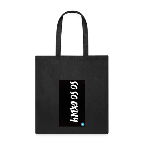 Classic GXDLY logo - Tote Bag