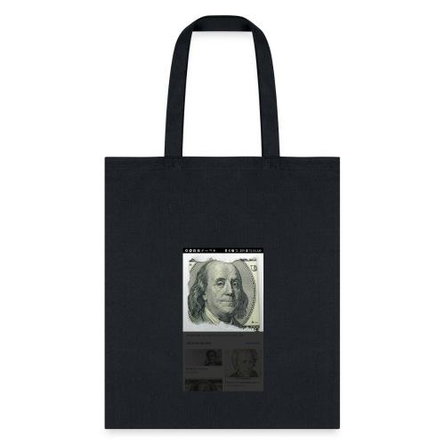 Being Frank - Tote Bag