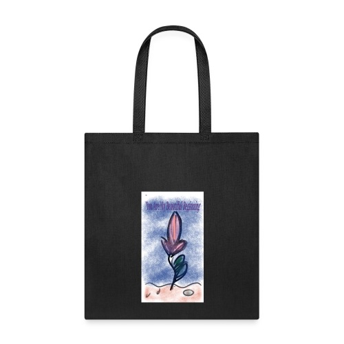 You are a beautiful beginning - Tote Bag